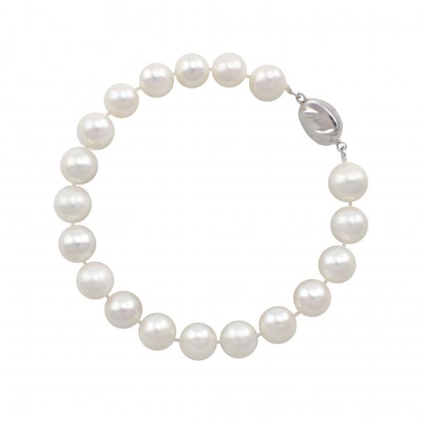 "Perlenarmband 925 Silber ""Audrey"""