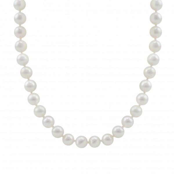 """Perlenkette 925 Silber """"Audrey"""""""